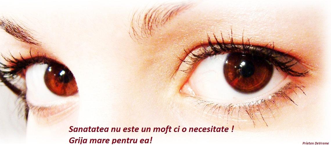 Sănătatea oculară - Dezlipirea de retină